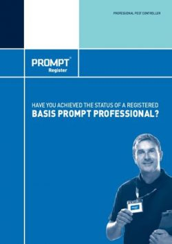 BASIS Prompt Professional Pest Controller Register - Pest Solutions