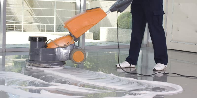 Floor Cleaning Glasgow - Pest Solutions - Hygiene Services